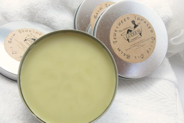 Olive Oil Balm The Bathing Goddess